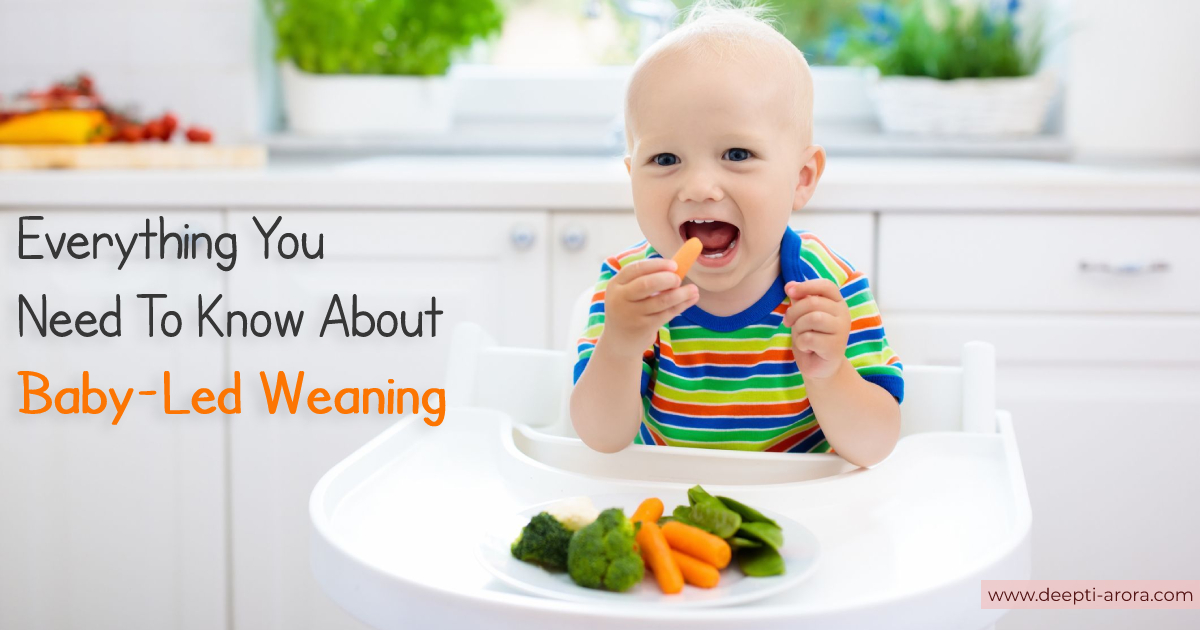 Baby-Led Weaning- Let's discover everything about it!!