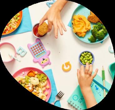 Kids Meal Plan - Deepti Arora